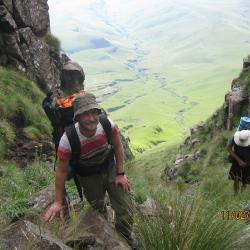 Buttress pass (The passage)